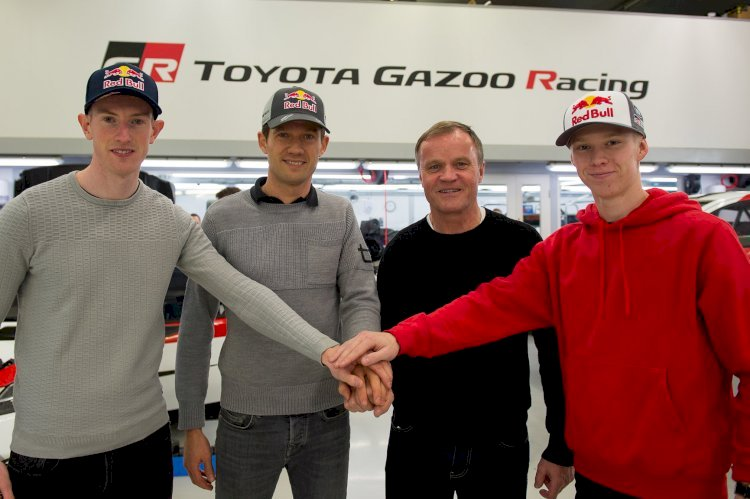 Toyota, 2020 WRC Pilot Kadrosunu Açıkladı