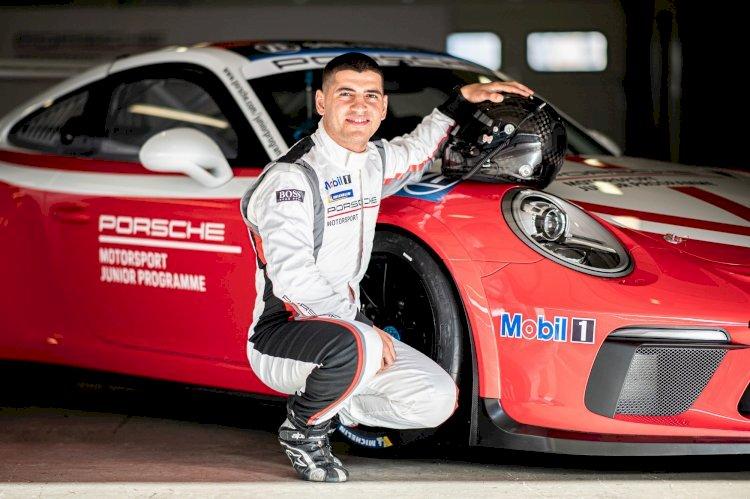 Ayhancan Güven Porsche 2020 Genç Sürücüsü Seçildi