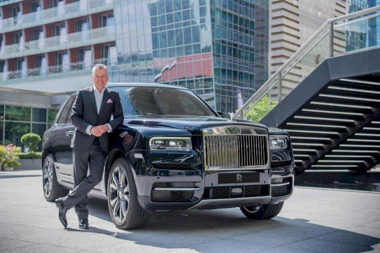 Rolls-Royce Motor Cars 2019 yılında, yıllık satış rekoru kırdı