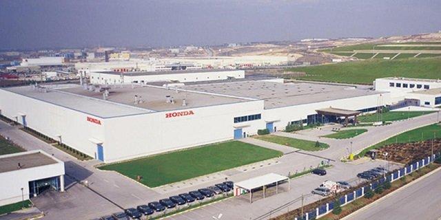 Honda, Şekerpınar'da üretimene  verdiği arayı bir hafta daha uzattı!