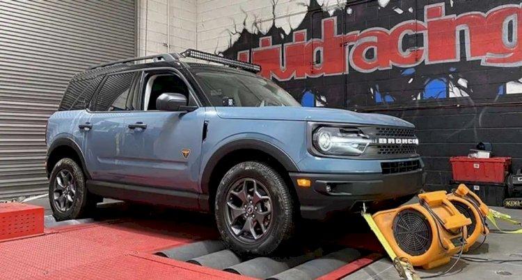 Ford Bronco Sport, soluğu modifiye ekiplerinde aldı!